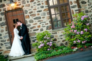 Main Line Wedding Photographer Aronimink Bride Groom