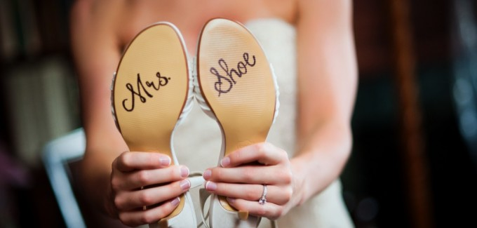 Are you Wedding Shoe Crazy?