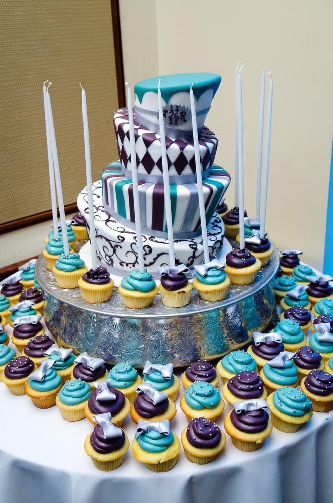 bat mitzvah cakes