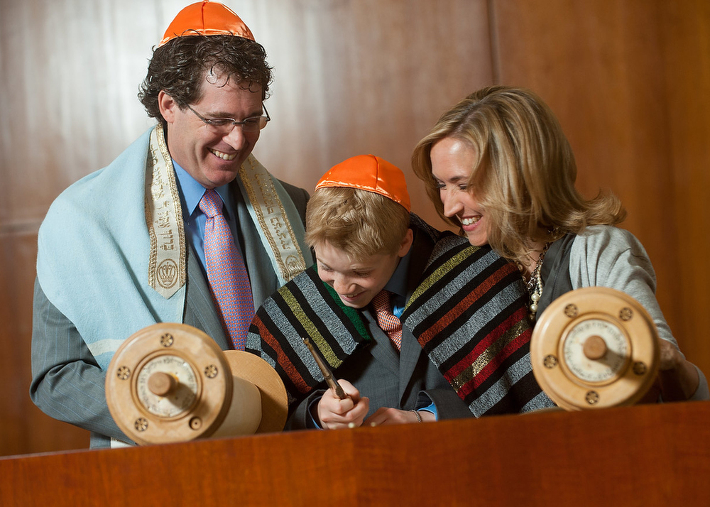 Philadelphia-Bar-Mitzvah-Family-Photography