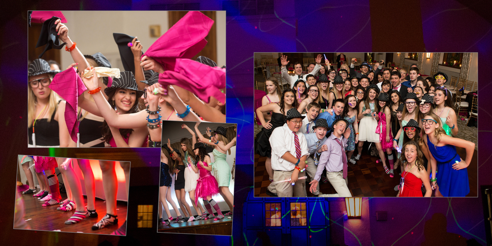 Bat Mitzvah Merion Tribute House Party