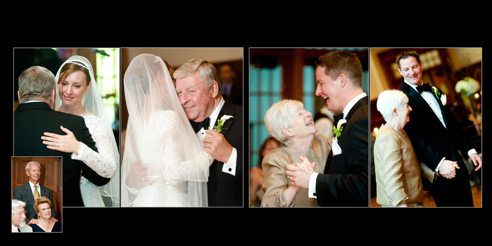 Father-Daughter-Son-Mother-Wedding-Dance-Aronimink-Wedding