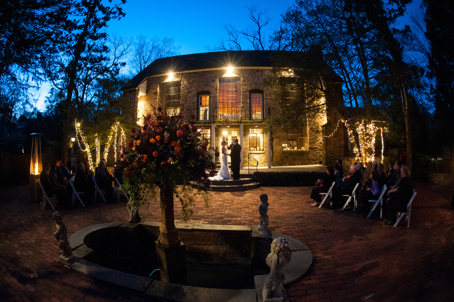 Wedding-Outdoor-Night-Ceremony-Holly-Hedge-Estate