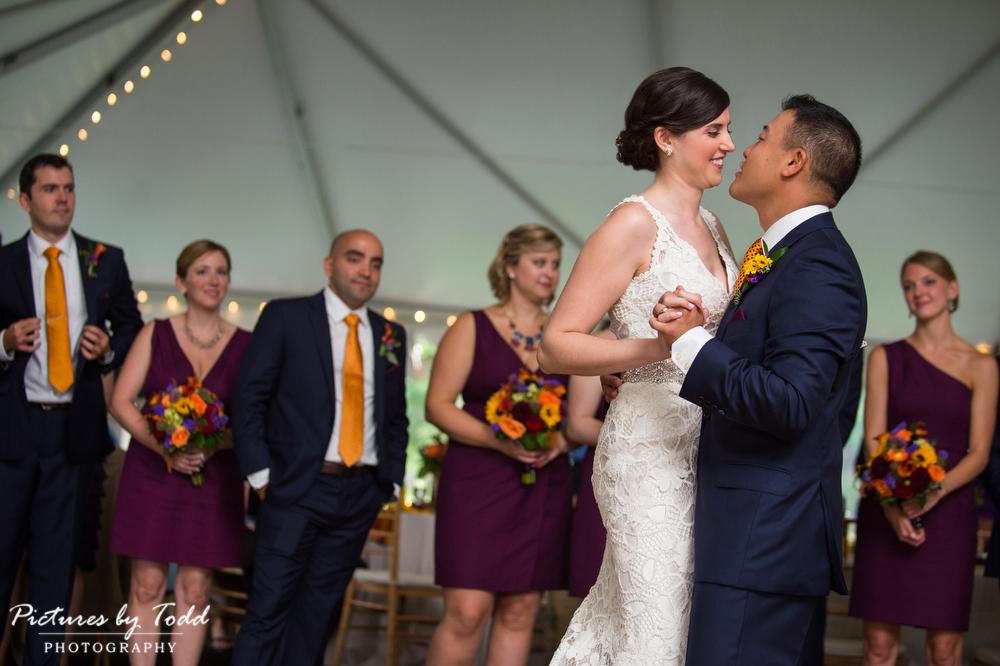 First-Dance-Pearl-S-Buck-House-Wedding