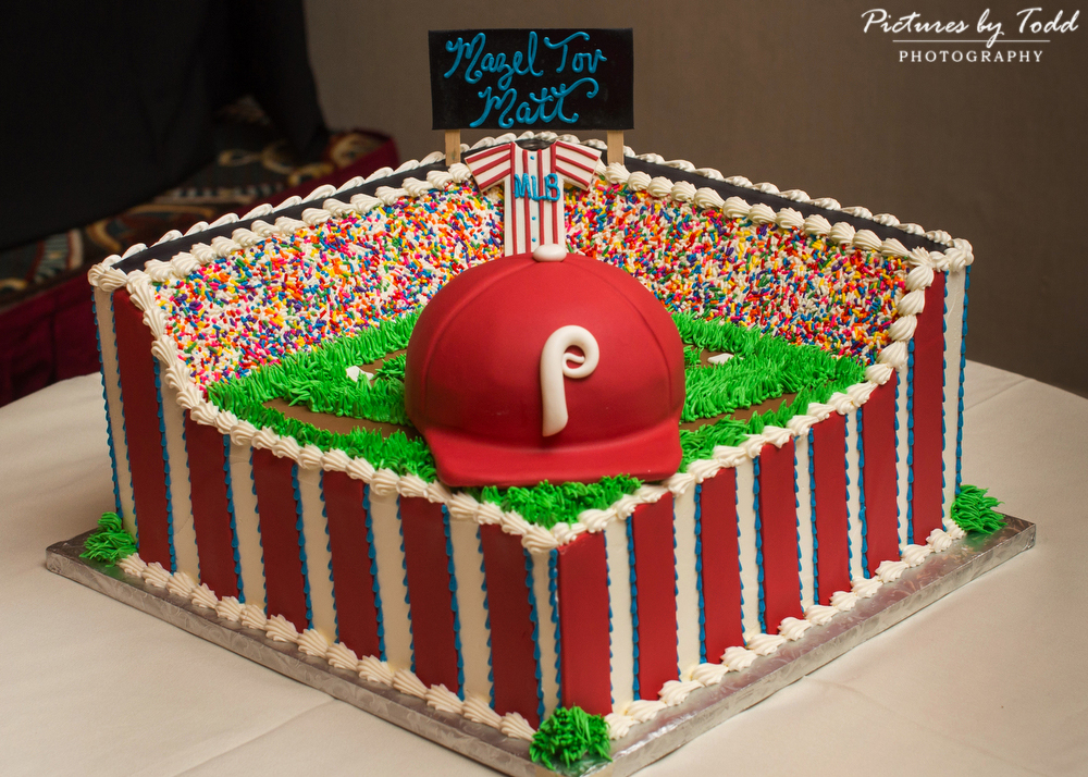 Philly-Themed-Bar-Mitzvah-Cake