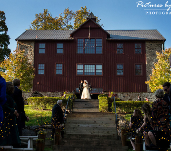Dara & John's Wedding | Grace Winery at Sweetwater Farm