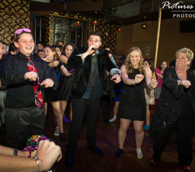Andrew's Bar Mitzvah | Beat Street Station Manayunk