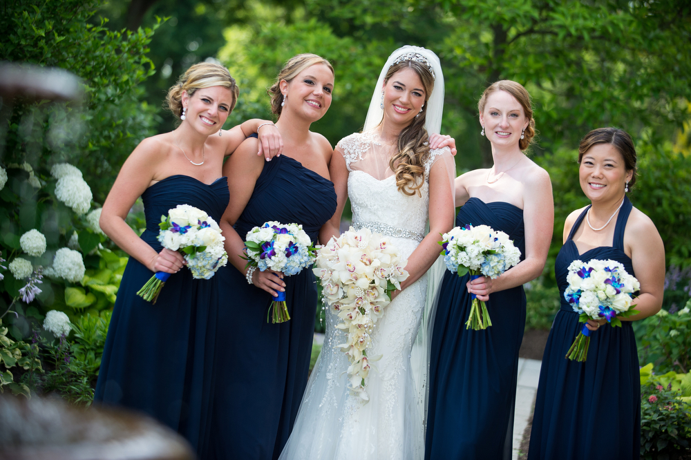 Blue-Bridemaids-Dresses