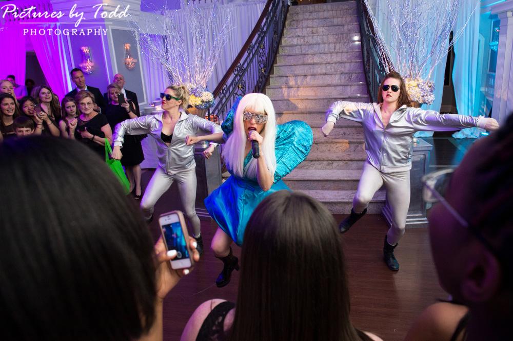 Lindsay's Sweet 16 | Arts Ballroom