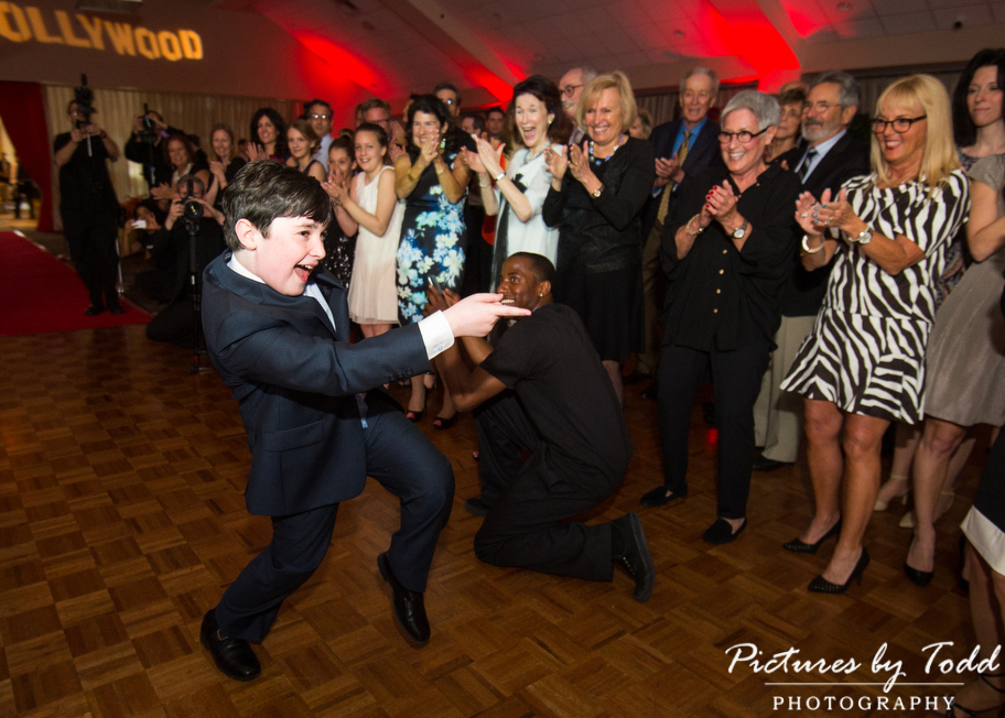 Andrew's Bar Mitzvah | Springfield Country Club