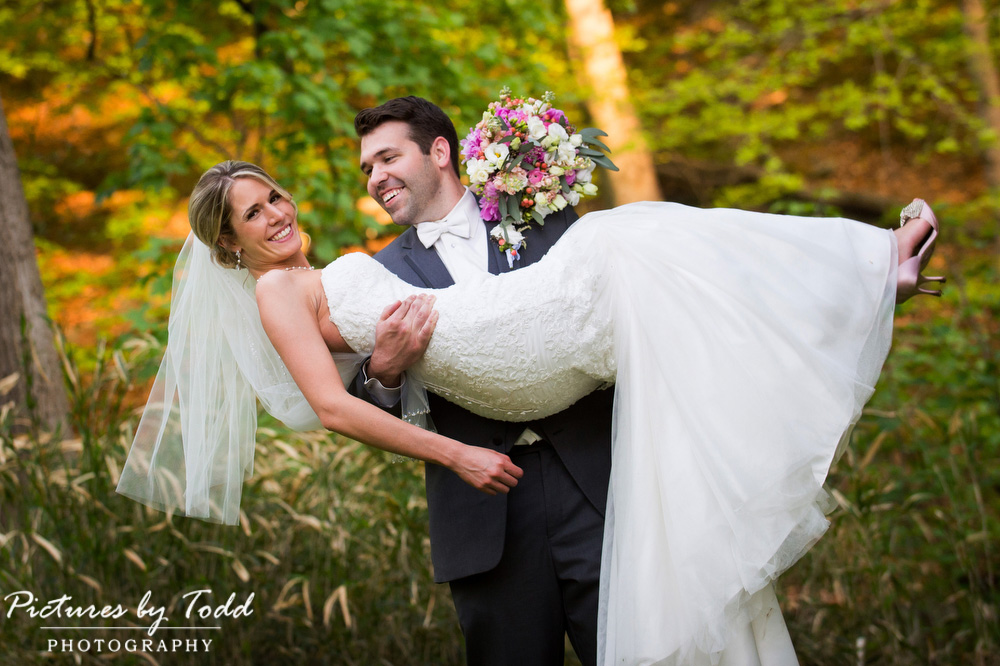 Becky & Kyle's Wedding | The Old Mill