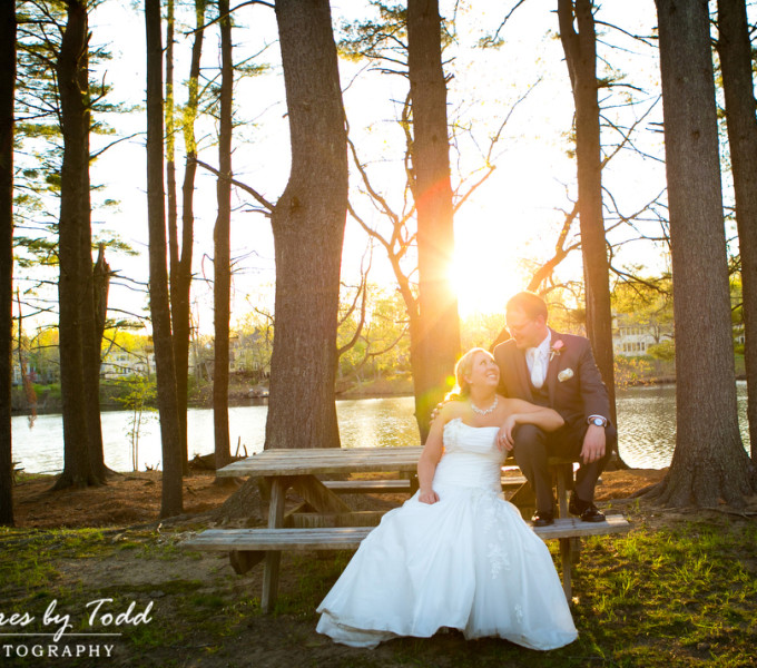 Lindsey & Joe's Wedding | The Place on the Lake