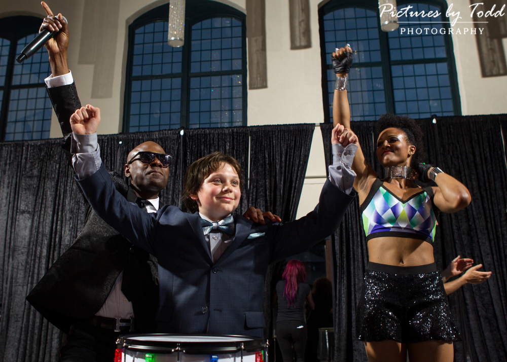 Max's Bar Mitzvah | Phoenixville Foundry