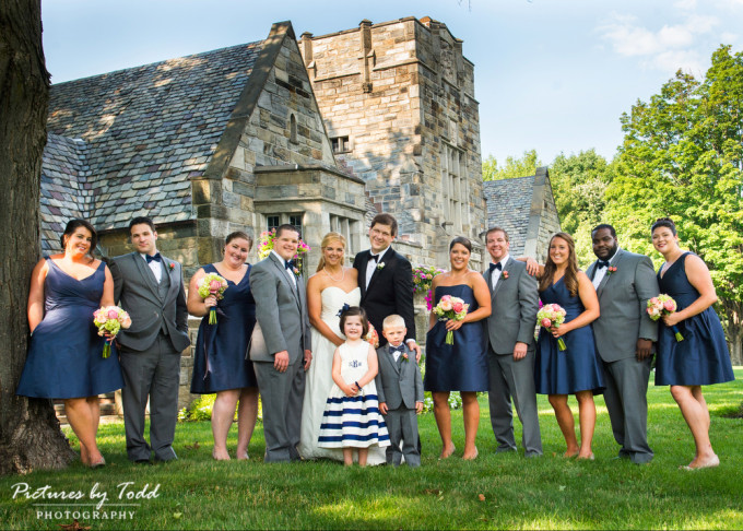 Megan & Will's Wedding | Merion Tribute House