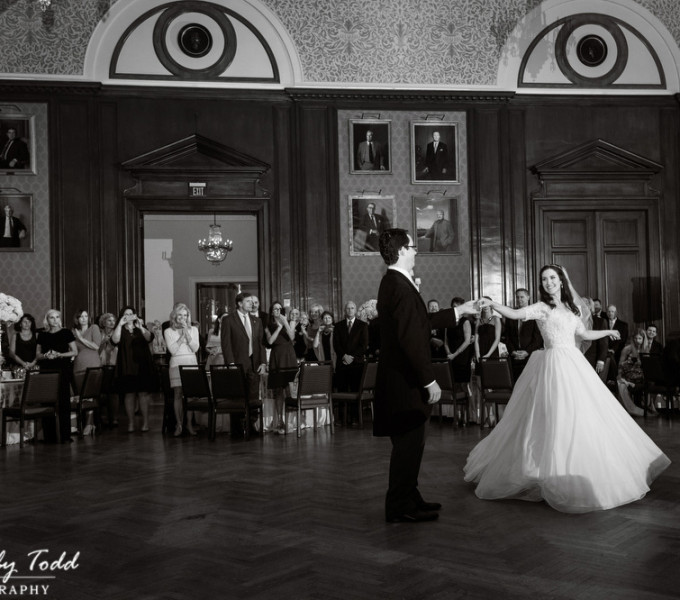 Kelly & Sean's Wedding | Union League Of Philadelphia