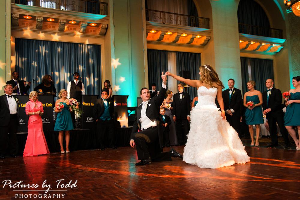 Courtney & Ryan's Wedding | Marriott Downtown Philadelphia