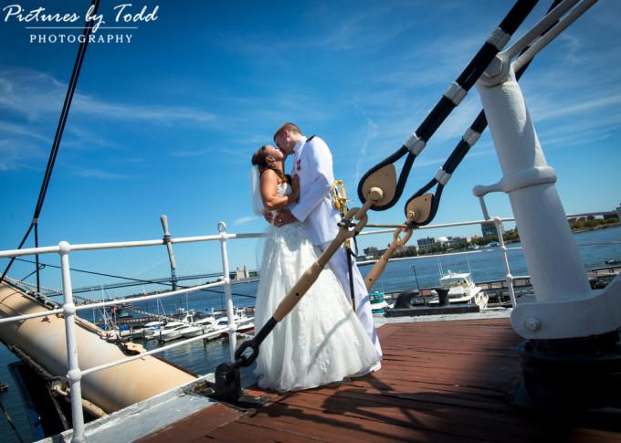 Ivy & Bobby's Wedding | Moshulu