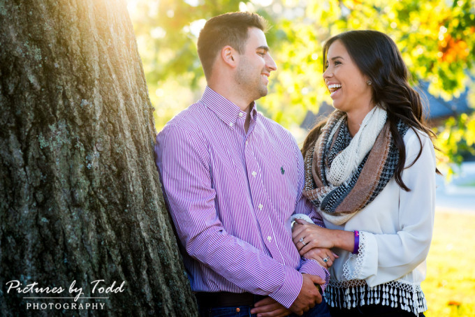 Angela & Kevin's Engagement Session