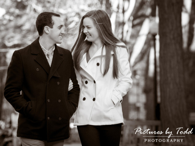 Katie and Anthony's Engagement Session