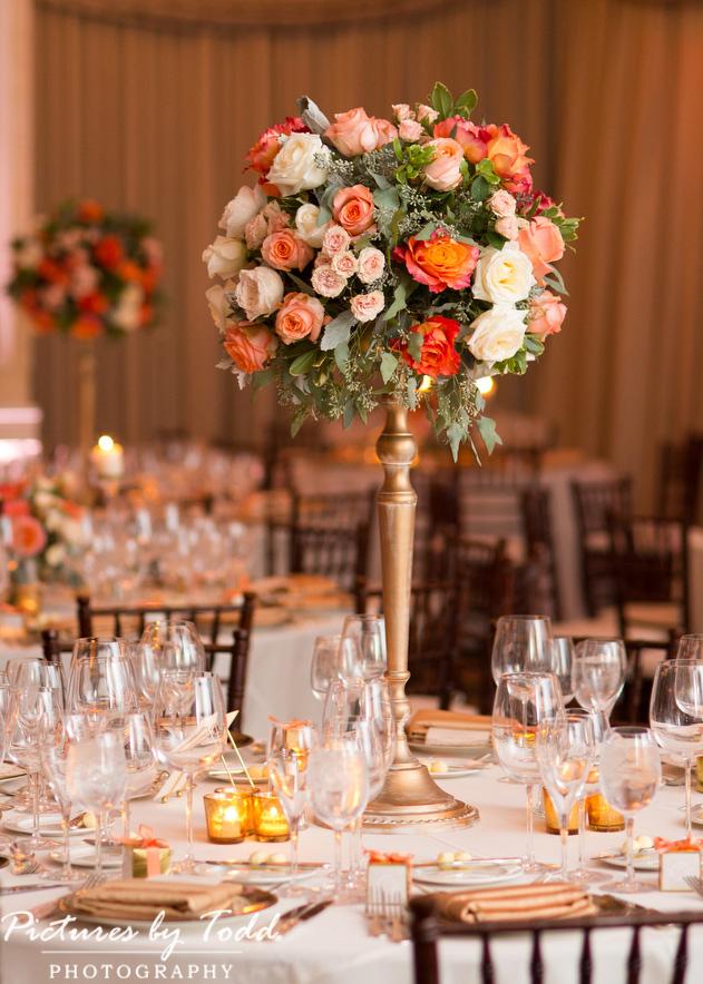 Nsaamflowers Philadelphia Country Club Gladwyne Wedding Table Decor