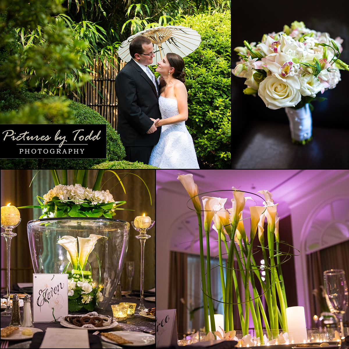 pictures by todd photography lamsback floral decorators