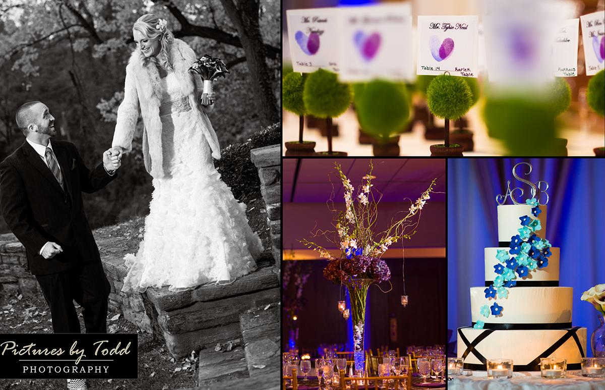 A Hip Whimsical Wedding!
