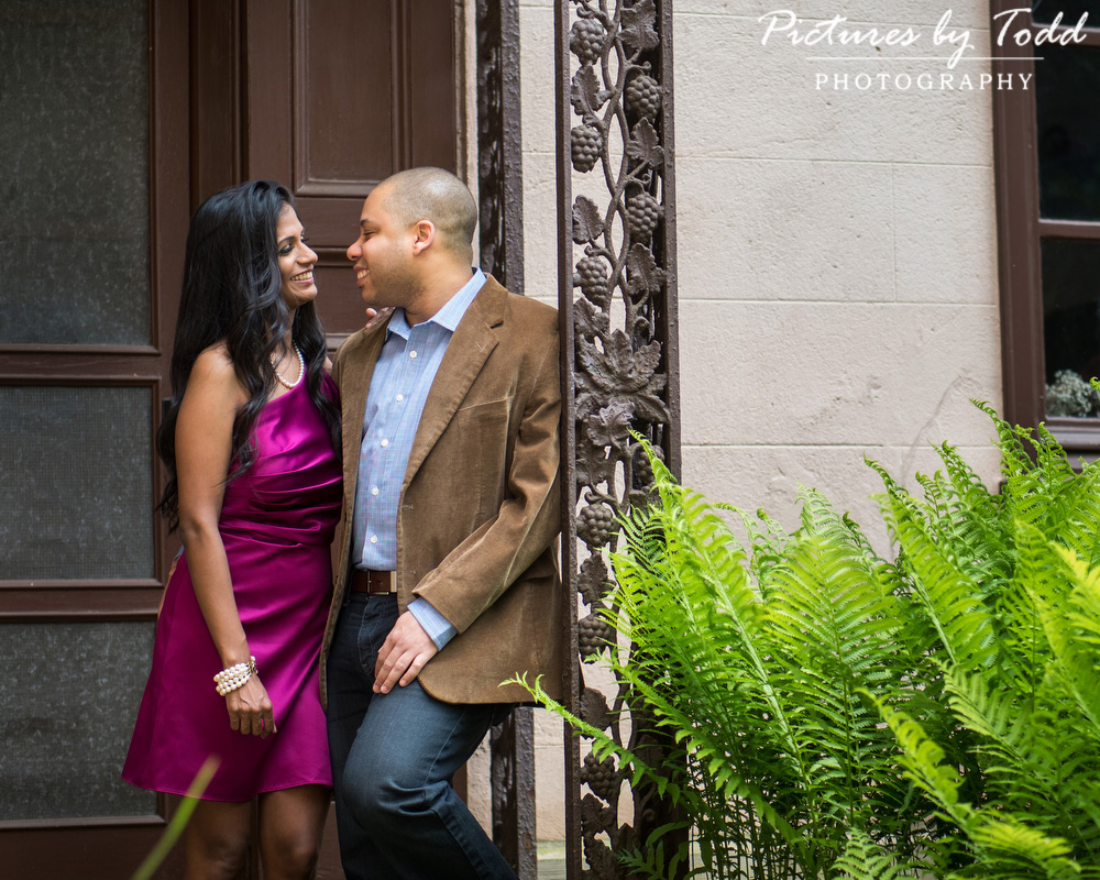 Brinda and Earl | Engagement Session