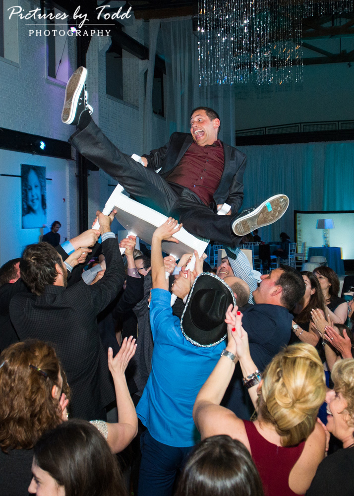 Skybox-Event-Center-Bar-Mitzvah-Chair-Dance-Hora-Funny