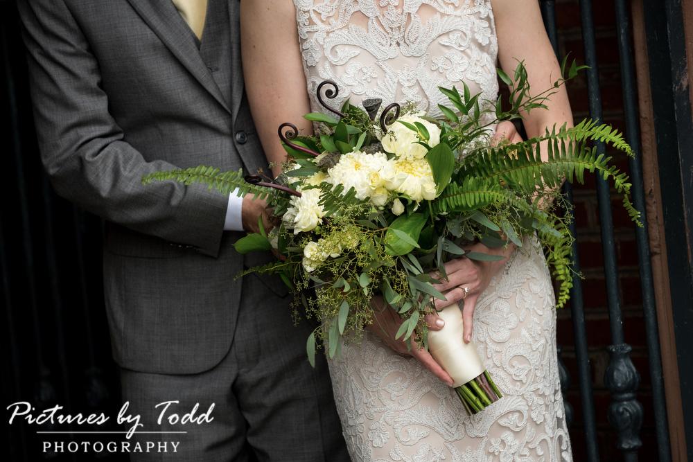 Beautiful-Blooms-Photos-Floral-Ideas-Ferns-Wedding-Dress