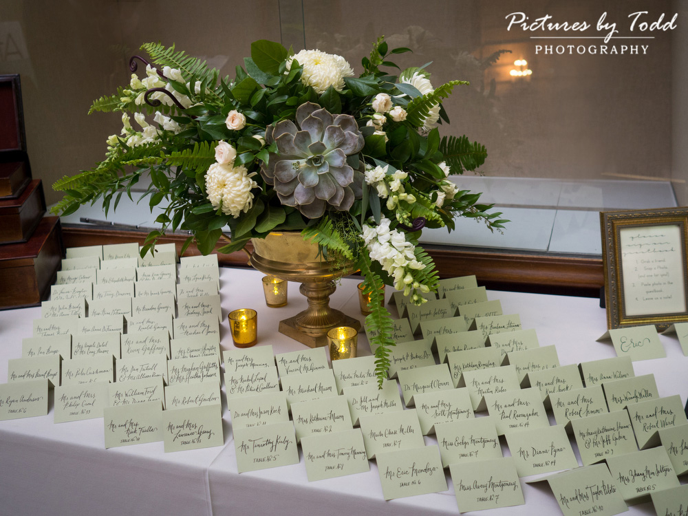 Beautiful-Blooms-The-Free-Library-Philadelphia-Wedding-Card-Table-Ideas-Suculents