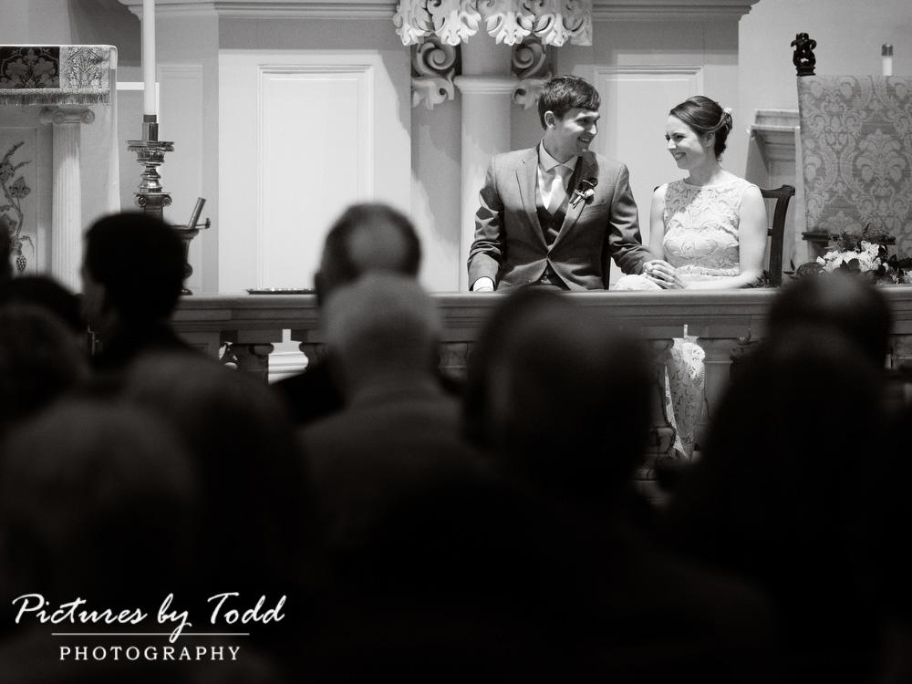 Old-St-Joesph-Church-Downtown-Philadelphia-Wedding-Black-White