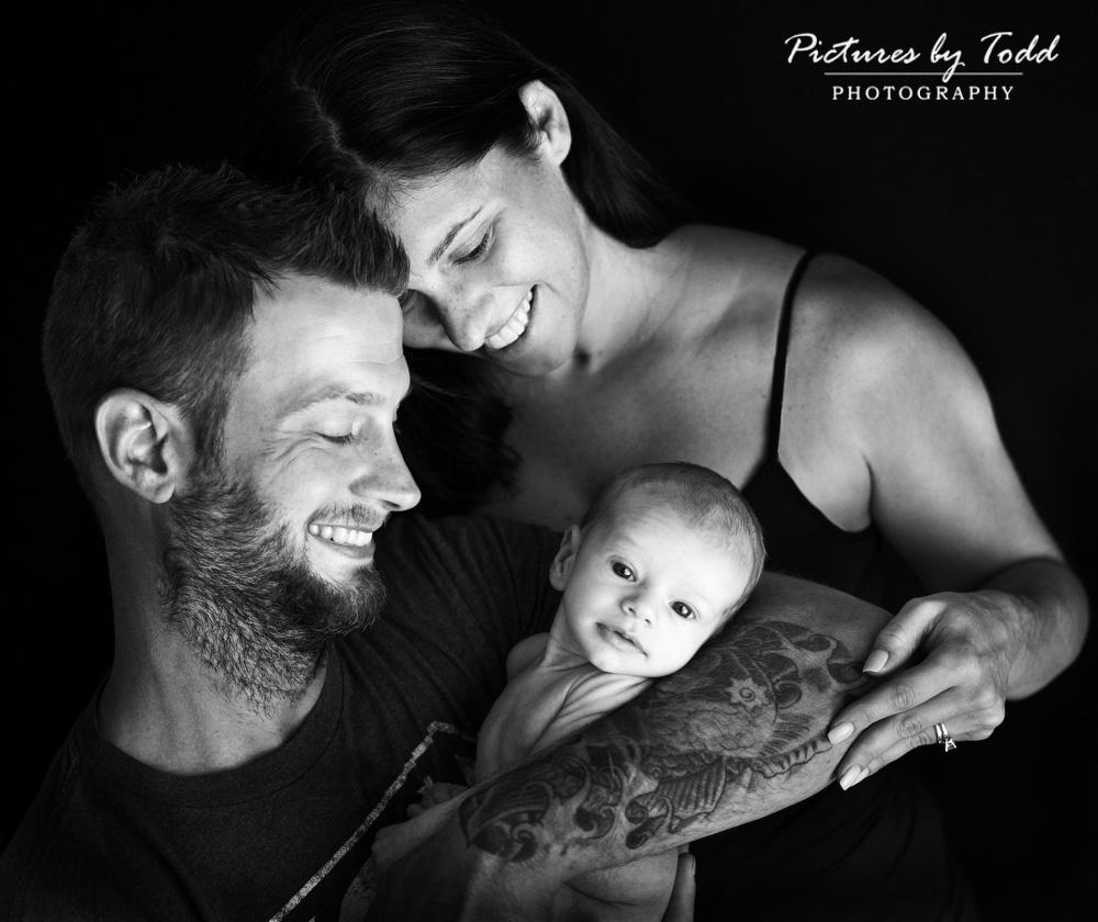 Mason's Baby Portraits