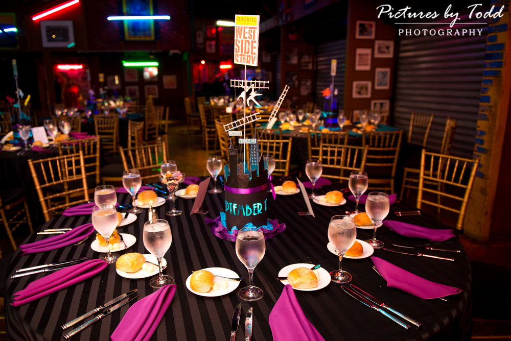 infinity-catering-bat-mitzvah-table-food-decoration