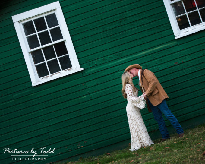 Beth Ann & Rich's Wedding | Bellevue State Park