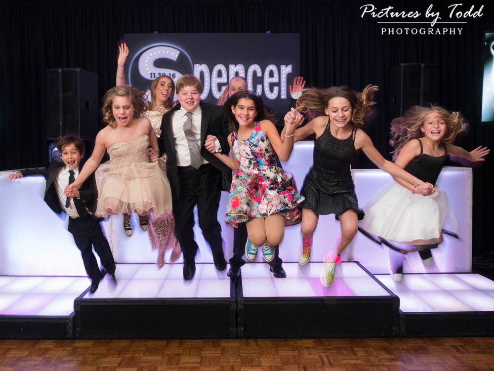 Spencer's Bar Mitzvah | Green Valley Country Club