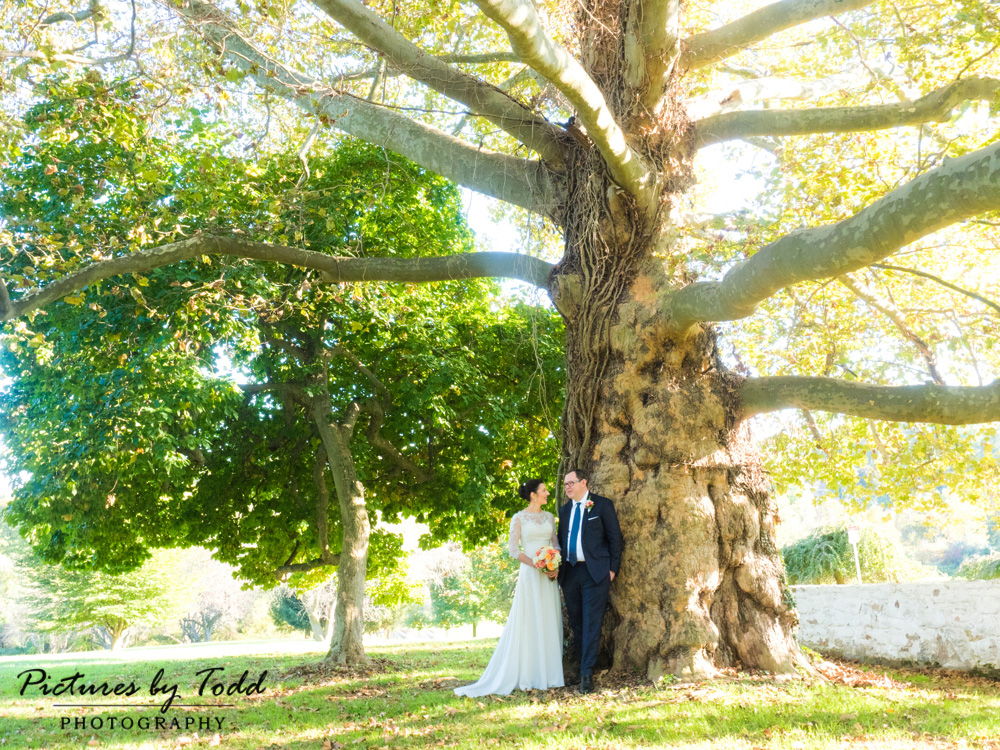Lee and James Wedding | Hilltop House