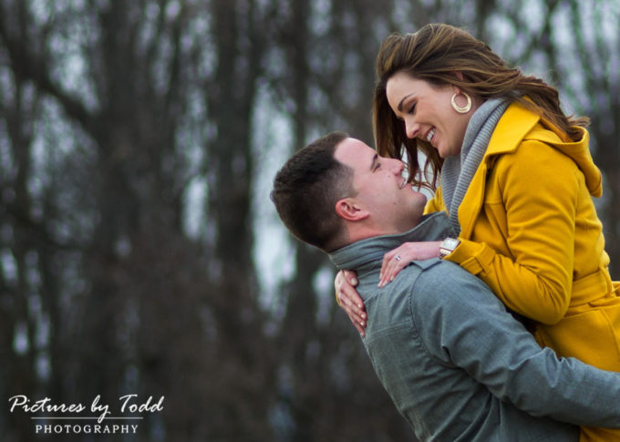 Christine & Nick's Engagement | Elk Neck State Park