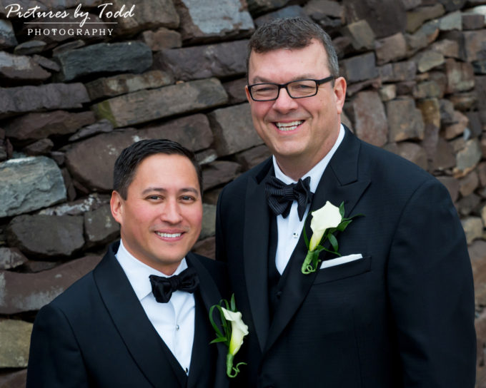 Jason & Stephen's Wedding | Rivercrest