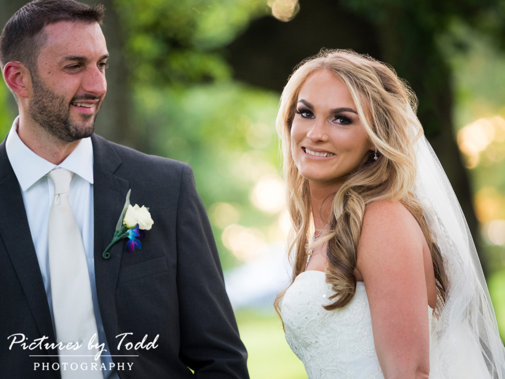 Lindsey & Colin | Northampton Valley Country Club