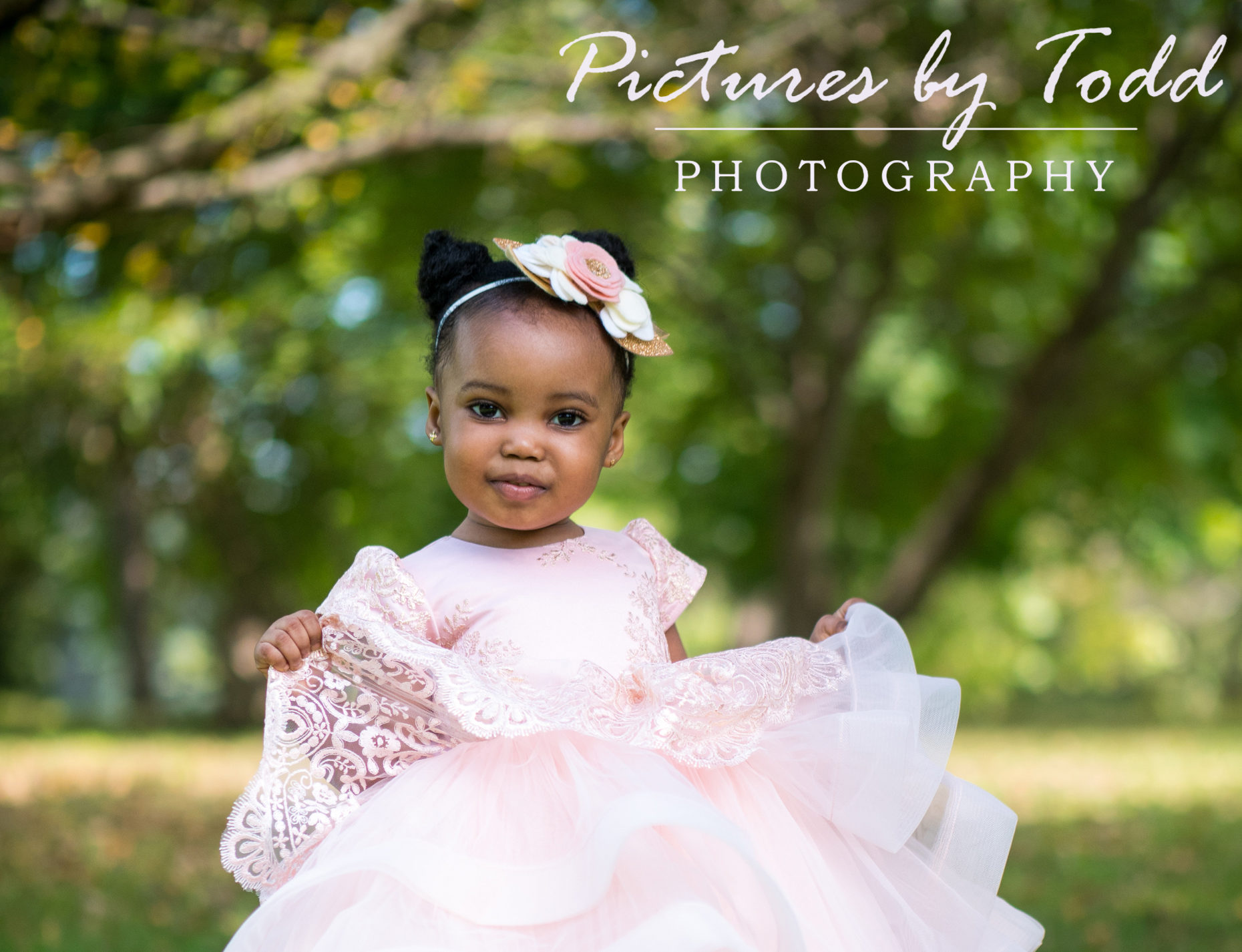 Birthday Portraits | Ashbridge Park