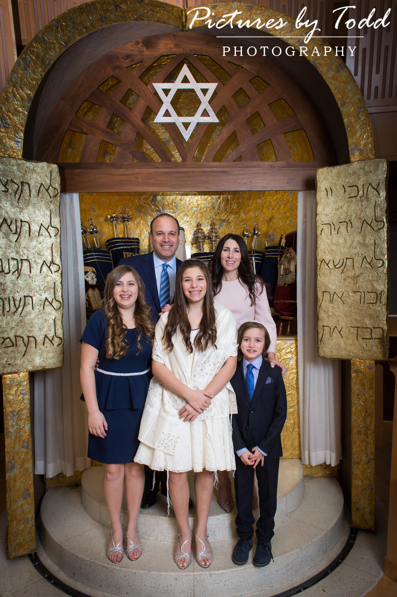 Mainline Reform Temple Bat Mitzvah Dress Philadelphia