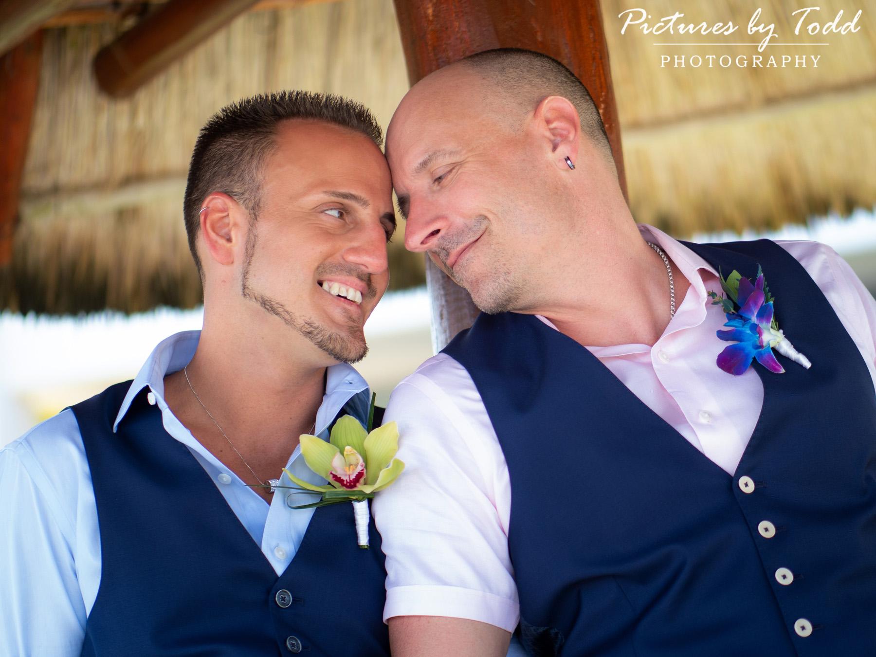 Vito & Bill's | Riviera Maya Mexico Wedding
