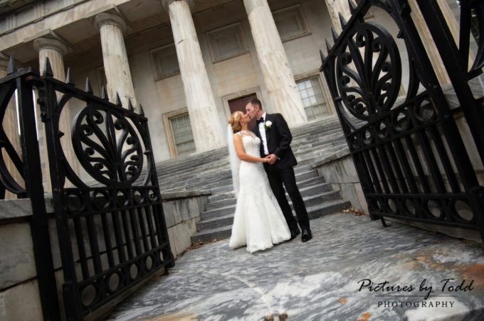 Marci & Mitch's Arts Ballroom Wedding | Philadelphia