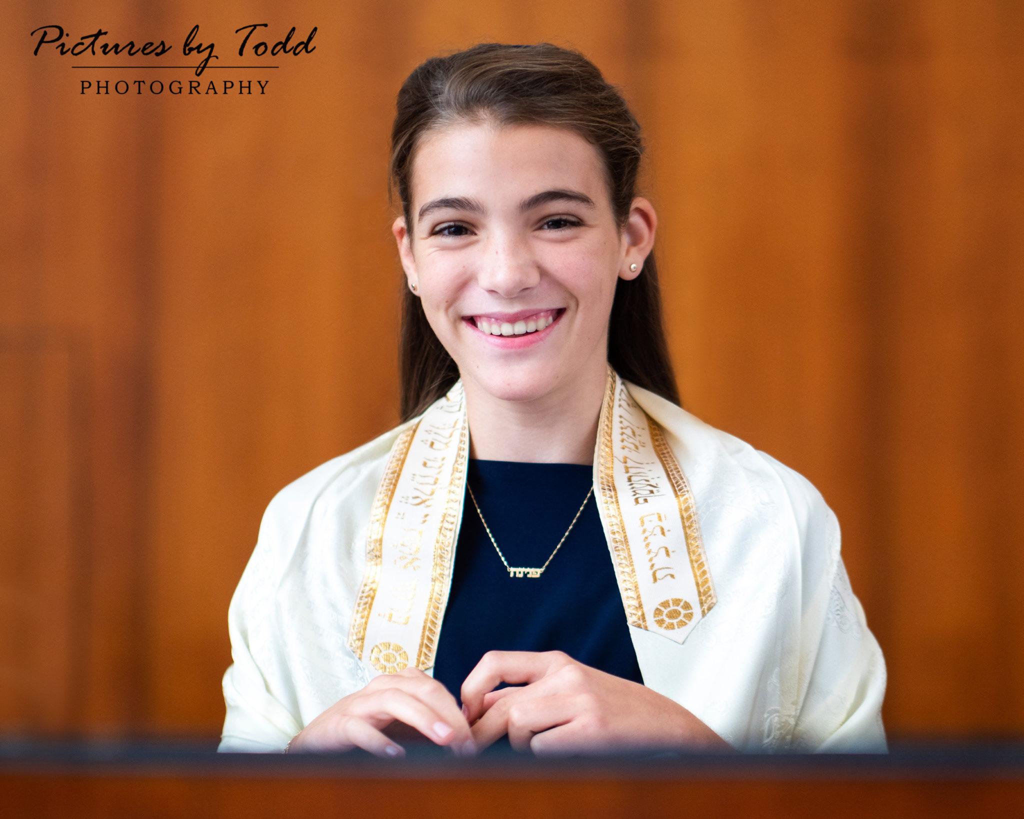 Fallon's Bat Mitzvah | Temple Beth Hillel Beth-El