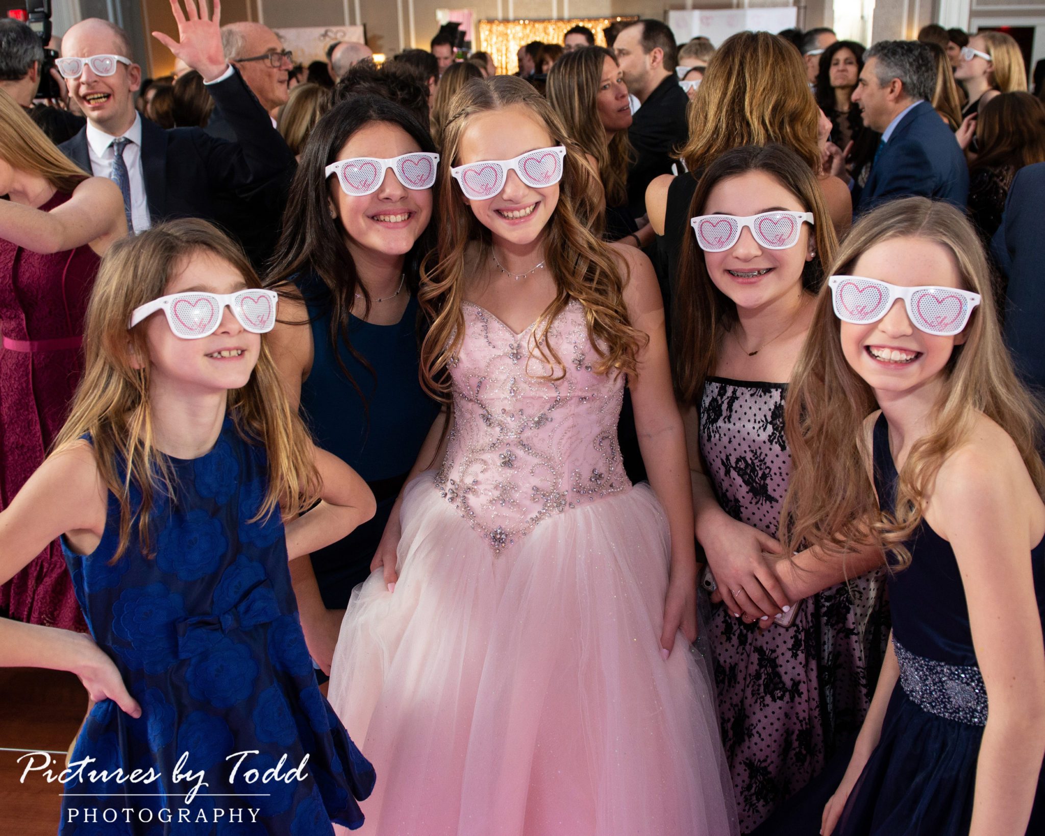 Philadelphia Country Club Bat Mitzvah