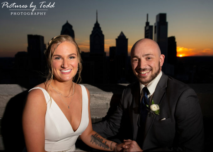 Carrie & Jon's Wedding | Philadelphia Loews Hotel