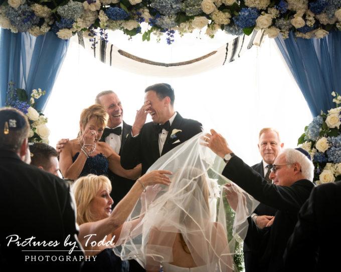 Allison & Josh's Fairmount Water Works Wedding