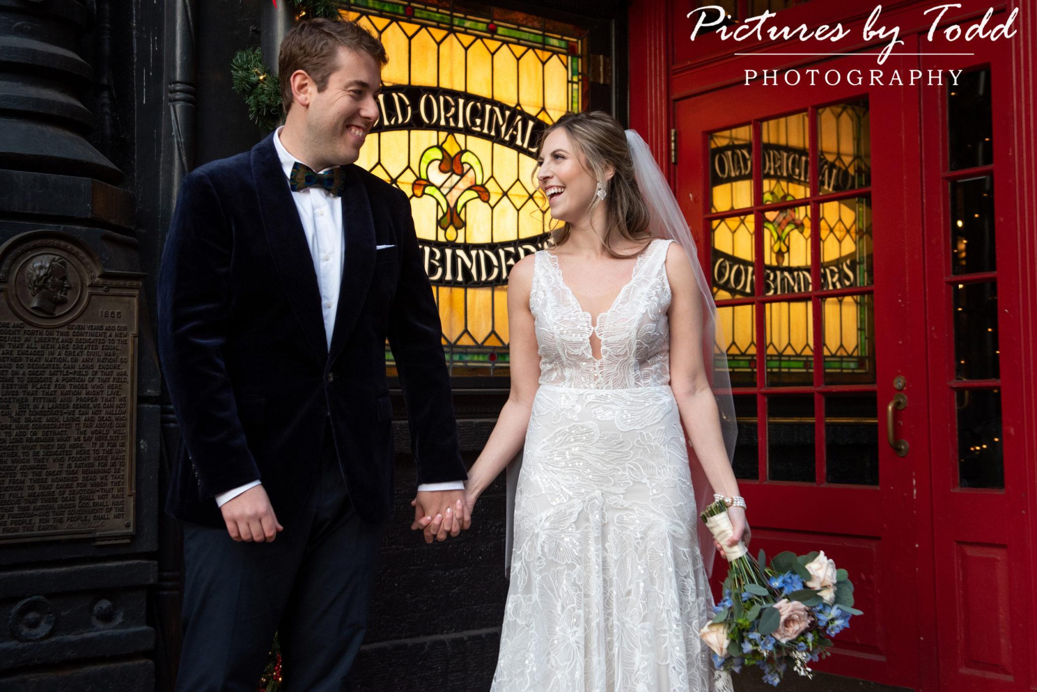 Abby & Louie's Wedding   Historic Olde Bar in Philadelphia
