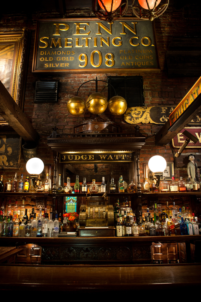 The Saloon RA
