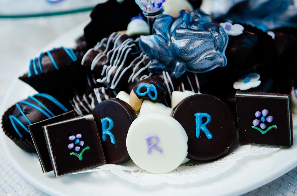 Bat Mitzvah VIP Lounge Candy